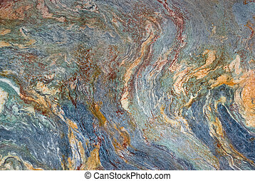 granite background - Colorful granite background, texture