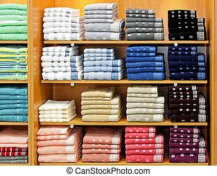 Towels cool