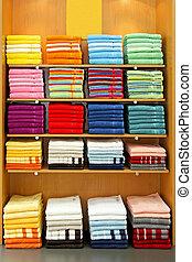 Towels vertical