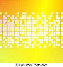 blocks - yellow gold square blocks abstract background...