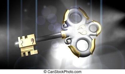 anticaglia, chiave