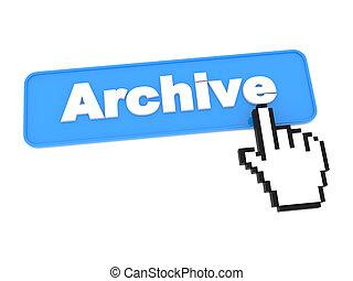Web Archive Button.