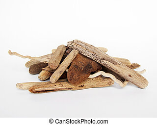 wood sticks scene