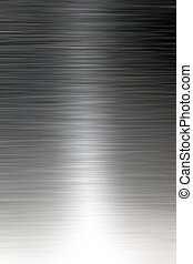 Brushed Stainless Steel Texture