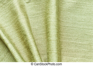Greenish brown jeans texture