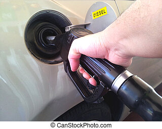 Filling fuel in my car Everyday less fuel for more money