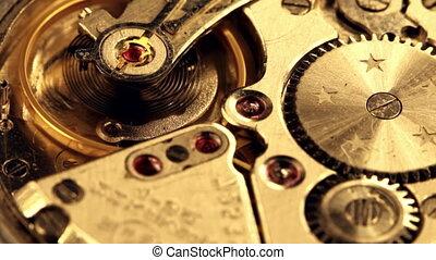 clock gear macro