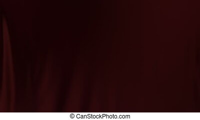 Dark red silk background