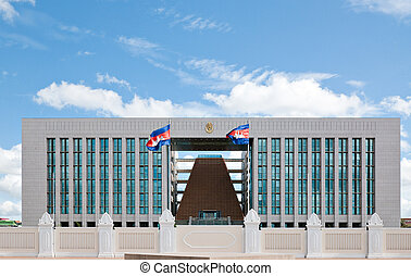 ? Office of the Council of Ministers in Phnom Penh - Office...