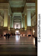 Passer-by, Palacio de justicia