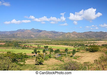 Cuba - Valle de Los Ingenios, UNESCO World Heritage Site