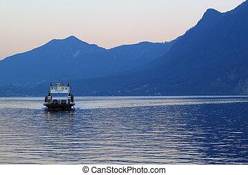 Ferry, Laveno