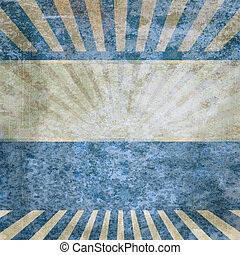 blue background in vintage style. - Abstract textured blue...