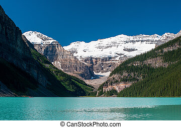 Lake louise at Banff national park, Canada