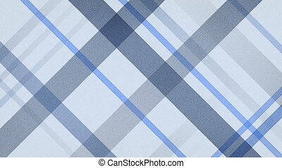 blue checked fabric loopable back