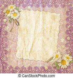 background crumpled paper - vintage background crumpled...