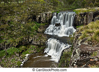 ebor river waterfall