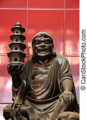 Cholon, Ho Chi Minh - Chinese Temple in Chinatown, Ho Chi...