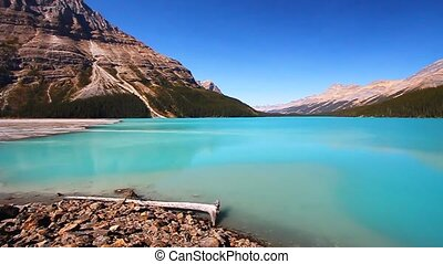 Peyto Lake Banff National Park - Beautiful turquoise waters...
