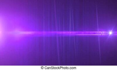 background lens flares