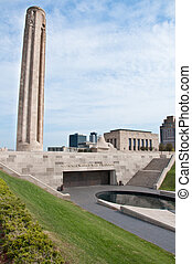 World War 1 Museum - KANSAS CITY ,MO - OCTOBER 5TH: National...