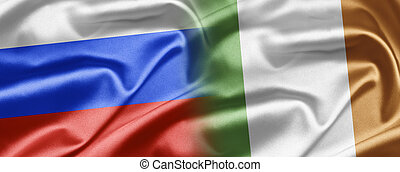 Russia and Ireland