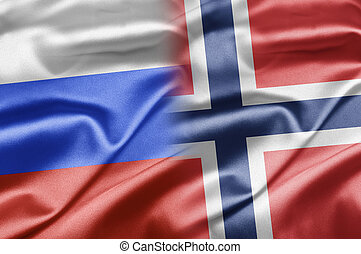 Russia and Norway