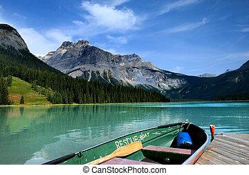 esmeralda, lago