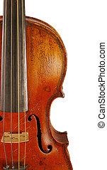 a, violino