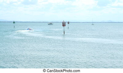 Boats Timelapse - Timelapse of various watercraft and boats...