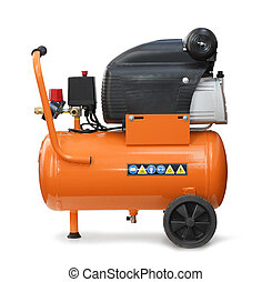 Air compressor isolated - Air compressor pressure pump tool...