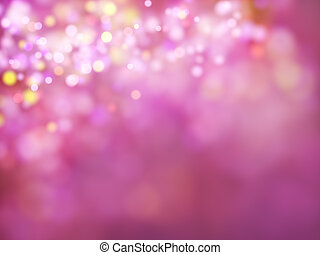 magenta background bokeh lights - abstract magenta...