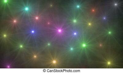 light stas sky