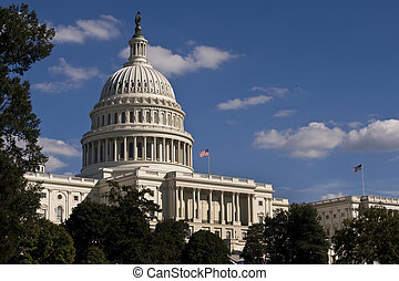 US Capital - USCapital of the United States in Washington DC...