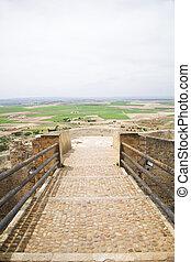 chinchilla castle entry