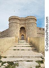chinchilla castle front