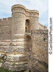 chinchilla castle