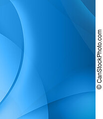 Abstract background of blue color - Abstract background of...