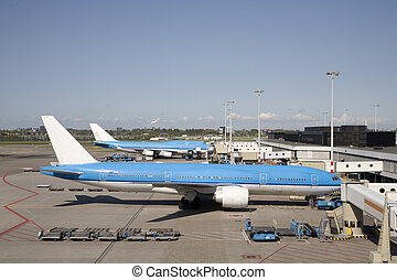 Schiphol Airport 1