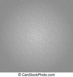 Abstract metallic grid gray background, 10 eps