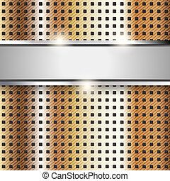 Metal surface, copper iron texture background