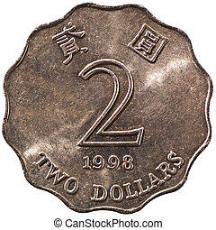 Hong Kong Two Dollar Coin