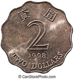 Hong Kong Two Dollar Coin
