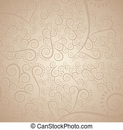 arabesque pattern - illustration of arabesque pattern in...