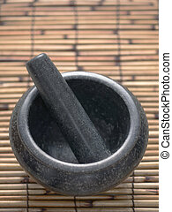 asian mortar and pestle