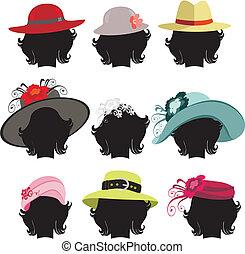hat - hats