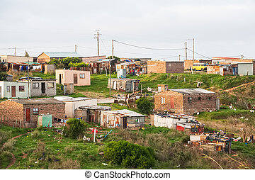 Shack - The home town of shacks.