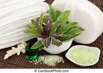 Herb Spa Therapy