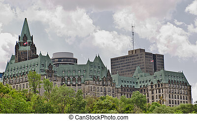 Confederation Politics - The canadian Parliament...