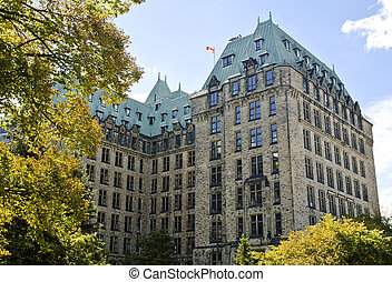 Confed Architecture - The canadian Parliament Confederation...